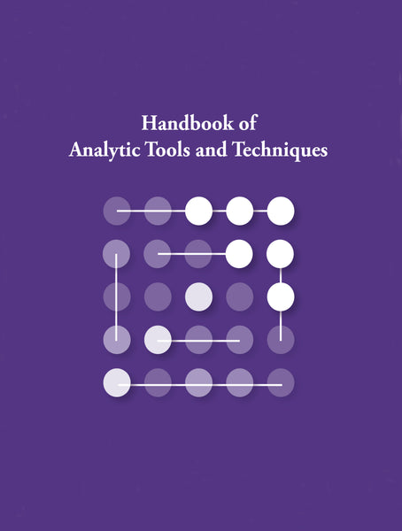 Handbook of Analytic Tools & Techniques, 4th ed.