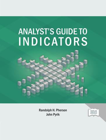 E-book: Analyst's Guide to Indicators