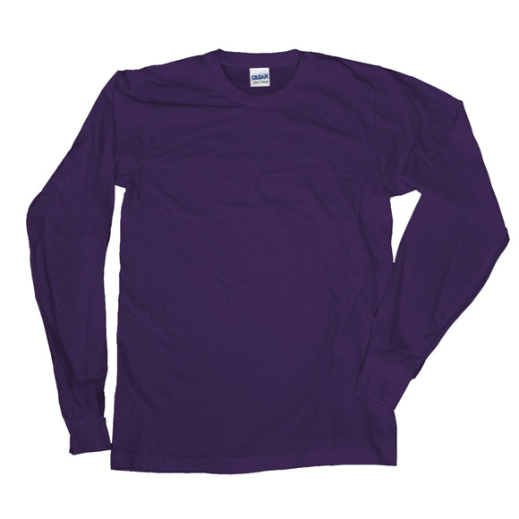 PURPLE | GILDAN 5400