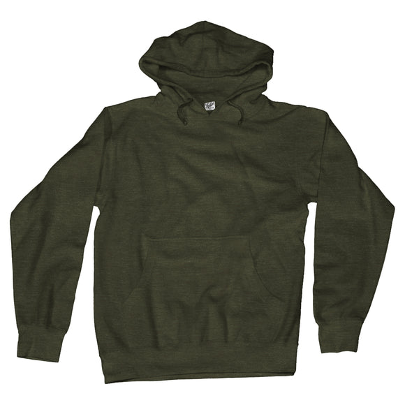 ARMY HEATHER | INDEPENDENT TRADING CO SS4500
