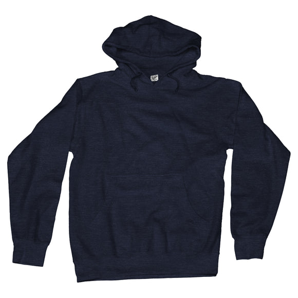 CLASSIC NAVY HEATHER | INDEPENDENT TRADING CO SS4500