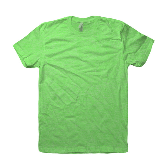 NEON HEATHER GREEN | NEXT LEVEL 6210