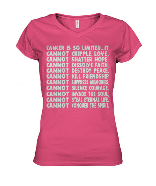 Cancer cannot Tee