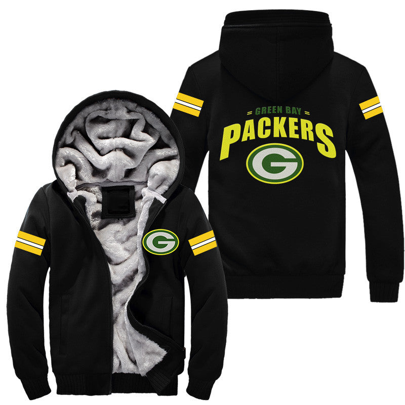 'PACKER HOODIE' GREEN BAY (MEN/WOMEN)