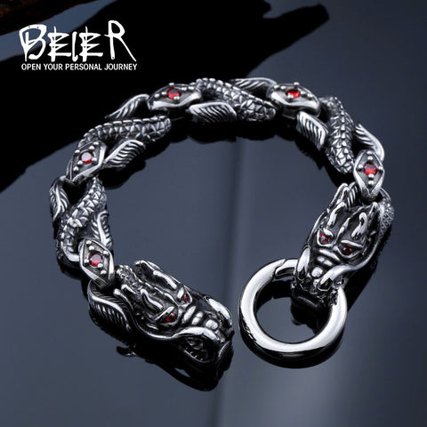 Dragon Style Men's Bracelet