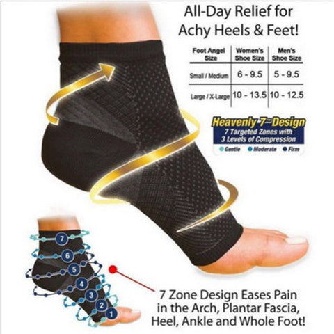 ANTI FATIGUE COMPRESSION SOCKS