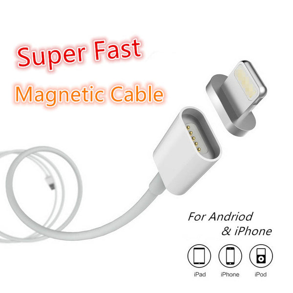 Super Fast 2.4A Magnetic charging Cable