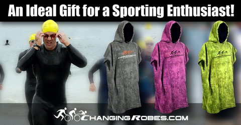ChangingRobes for Triathlon Enthusiasts!