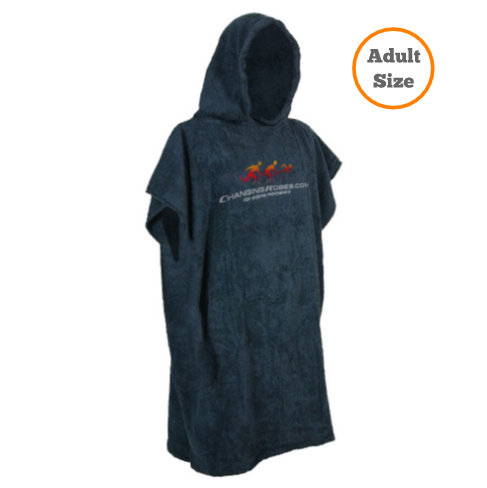 Changing Robes for Sporting Pro's - Adult Size - Dark Navy