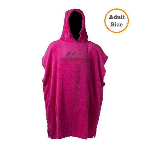 Changing Robes for Sporting Pro's - Adult Size - Pink