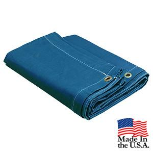 Heavy Duty 16oz Cotton Duck Canvas Tarps – Tarps Warehouse