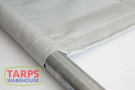 tarps warehouse vinyl tarp pocket