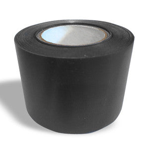 "Tarp Tape Black 2""X35' Single Roll"