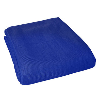 16 x 20 Blue Mesh Tarp - Only 1 Left In Stock
