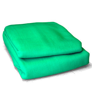 6 x 20 Bright Green Mesh Tarp