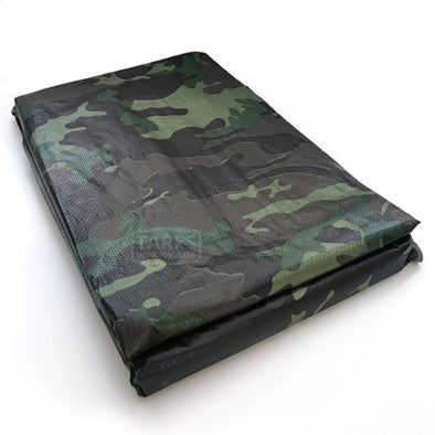 12 x 30 Camouflage Poly Tarp