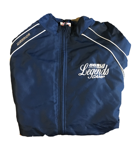Legends Camp Warrior Motion Warm Up Jacket