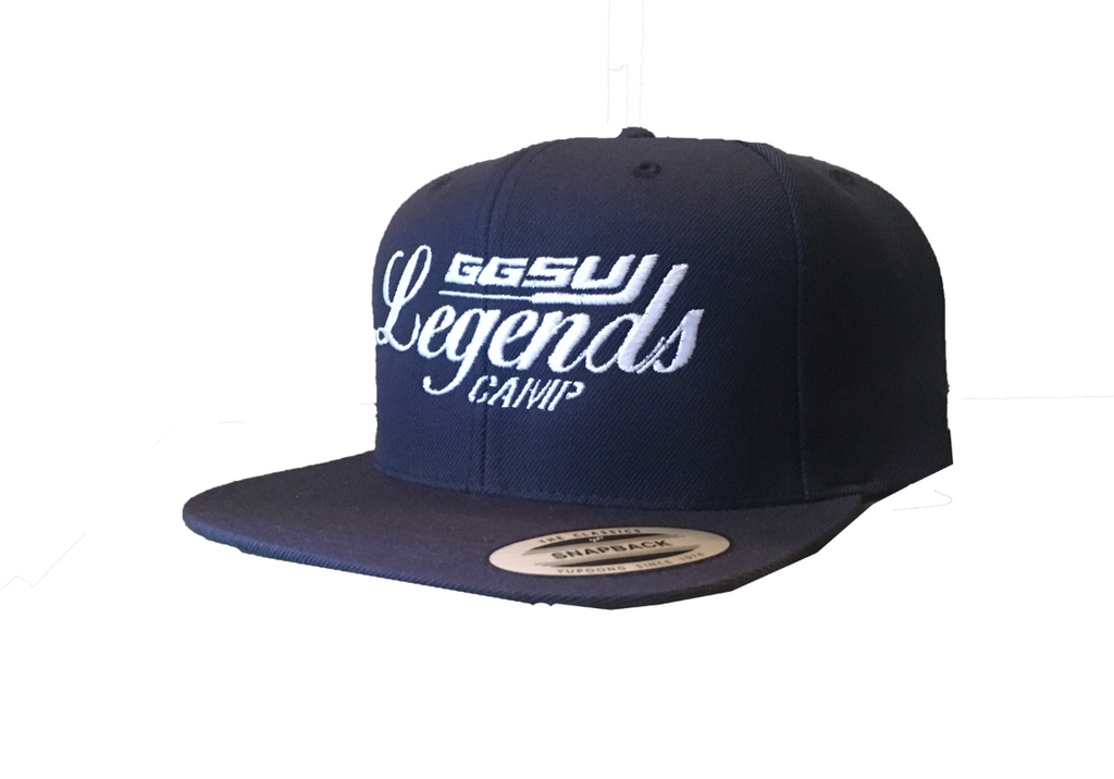 Warrior Legends Camp Snapback 2017