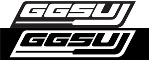 Original GGSU Logo Decal