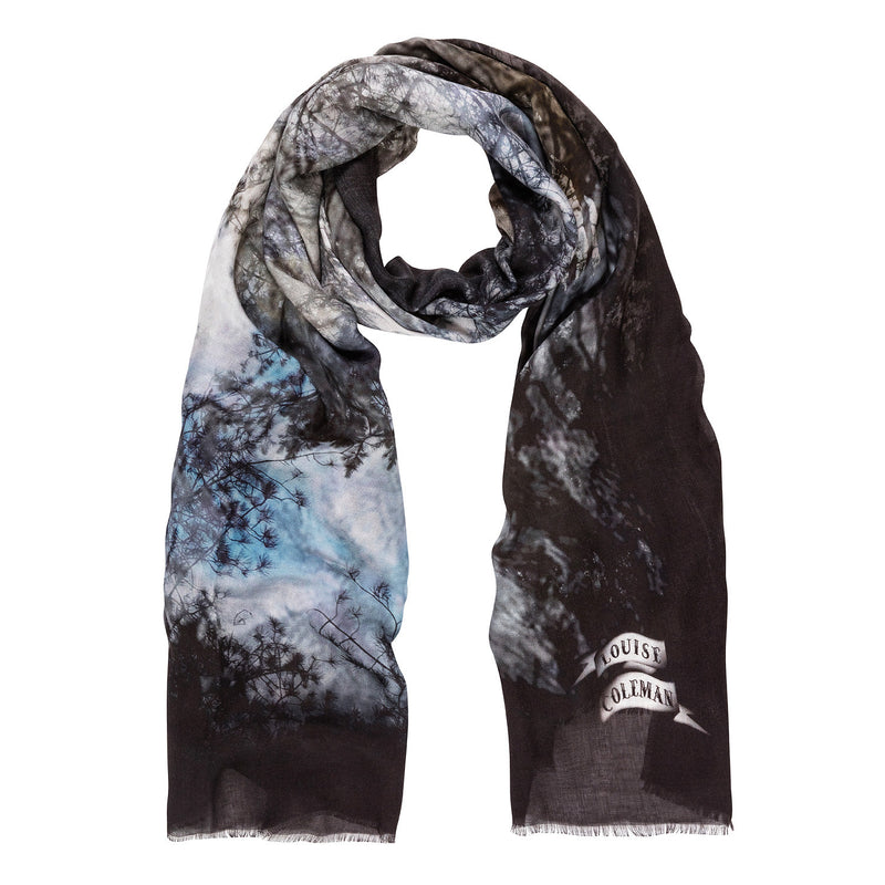 Witching Hour Cashmere Scarf