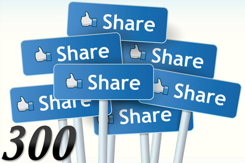 300 Facebook Shares - Las Vegas SEO & Internet Marketing Company