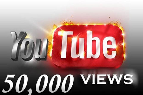 50000 YouTube Views - Las Vegas SEO & Internet Marketing Company