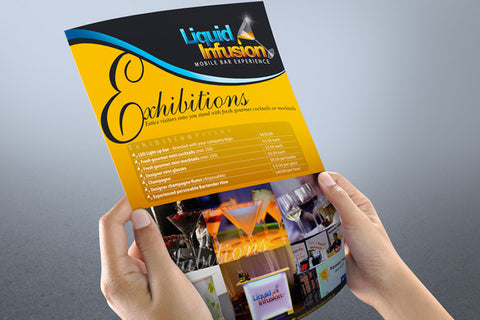 Flyer Design - Las Vegas SEO & Internet Marketing Company