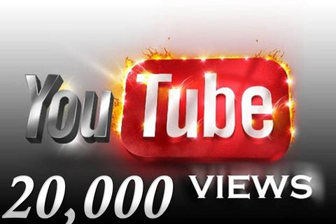 20000 YouTube Views - Las Vegas SEO & Internet Marketing Company