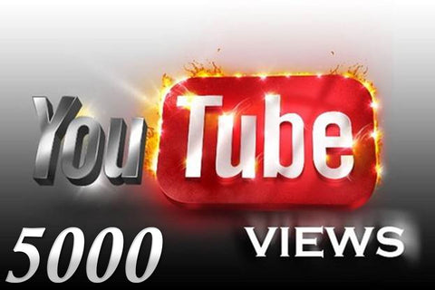 5000 YouTube Views - Las Vegas SEO & Internet Marketing Company