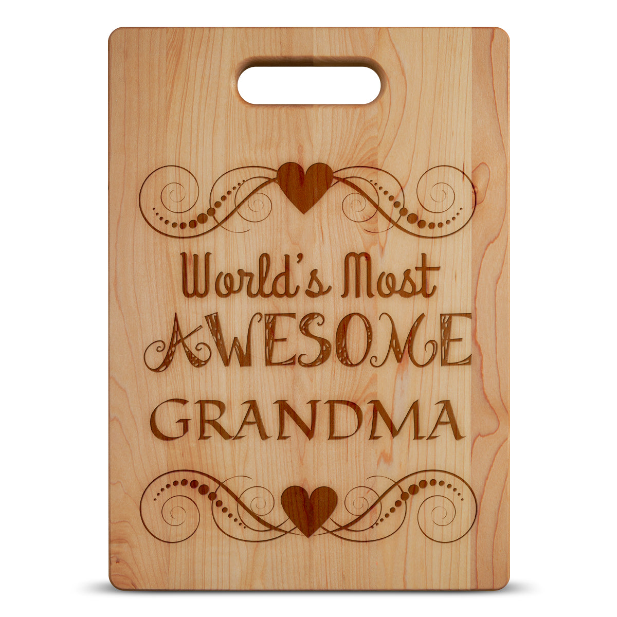 Most Awesome Grandma Cutting Board
