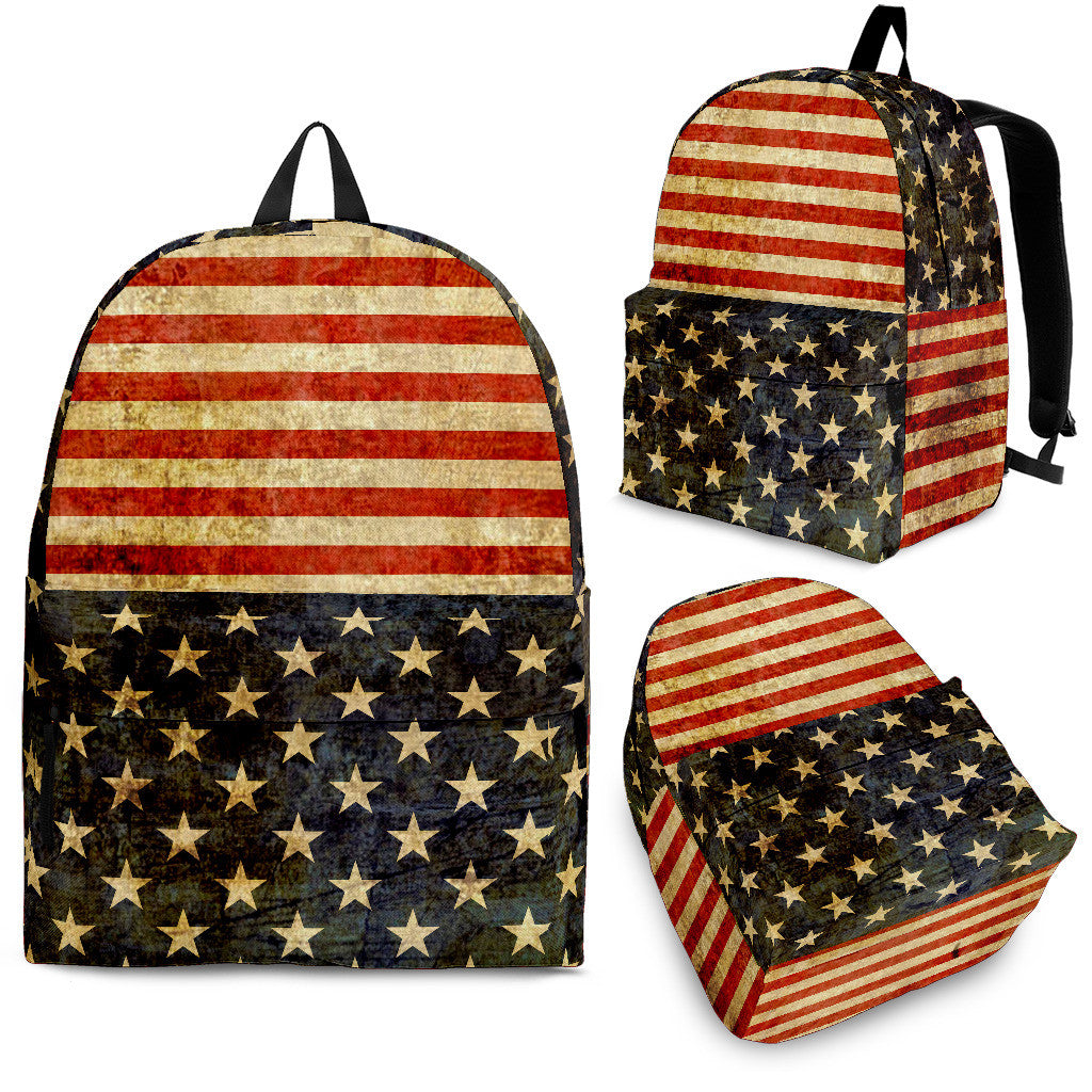 Patriotic Backpack