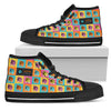 Bulldog Mens High Tops