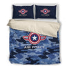 Air Force Bedding Set