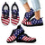 Kid's Stars and Stripes Sneakers
