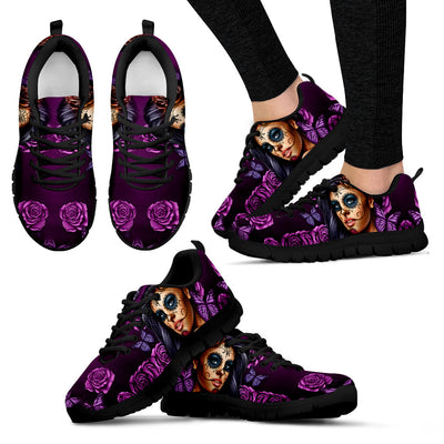 Calavera Girl Running Shoes