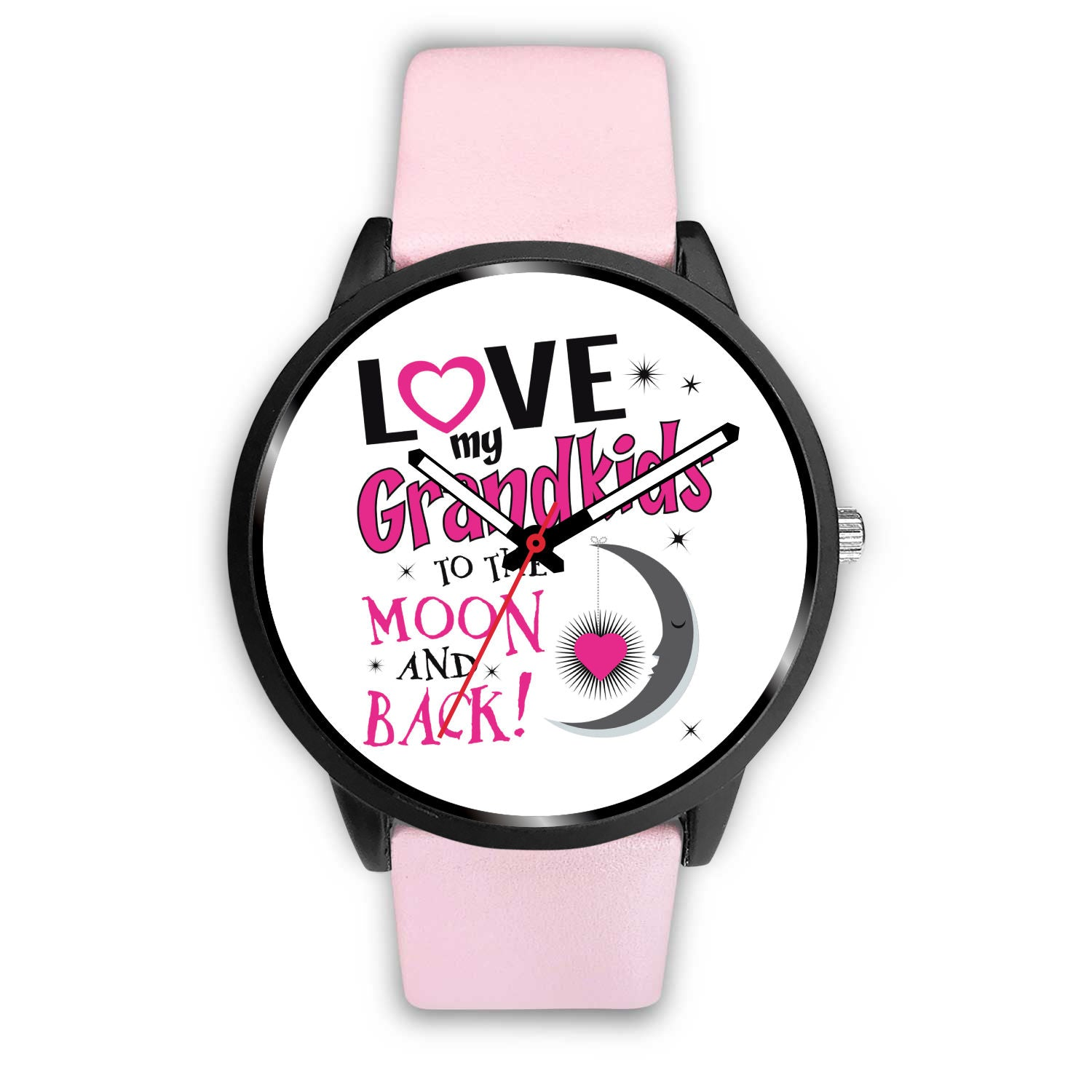 Love To The Moon And Back Women's Watch