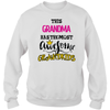 Awesome Grandkids Grandma Sweat Shirt