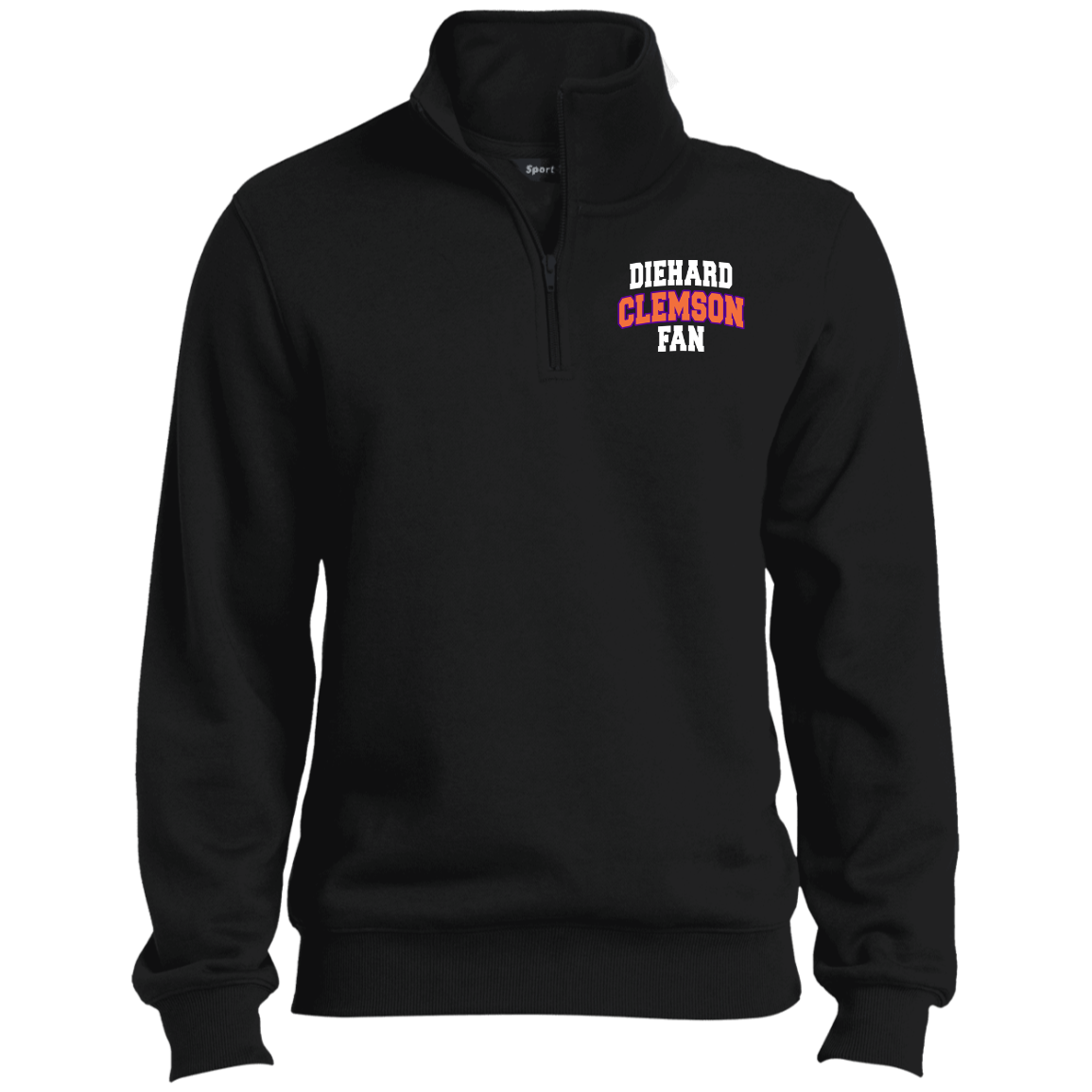 CL Sport-Tek Tall 1/4 Zip Sweatshirt