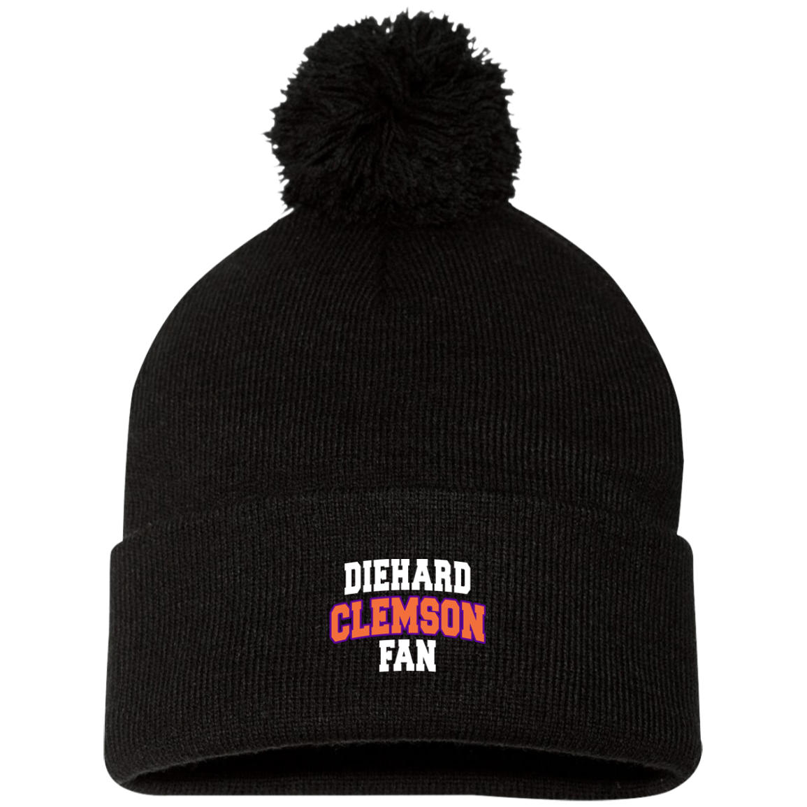 CL Sportsman Pom Pom Knit Cap