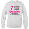 7 Reasons Personalized Grandma Sweat Shirt