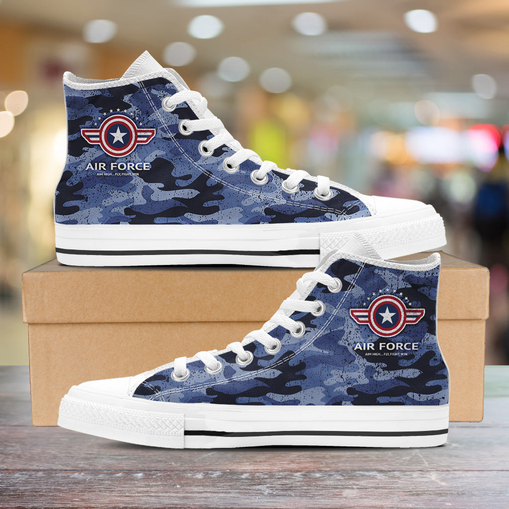 Air Force Ladies High Tops
