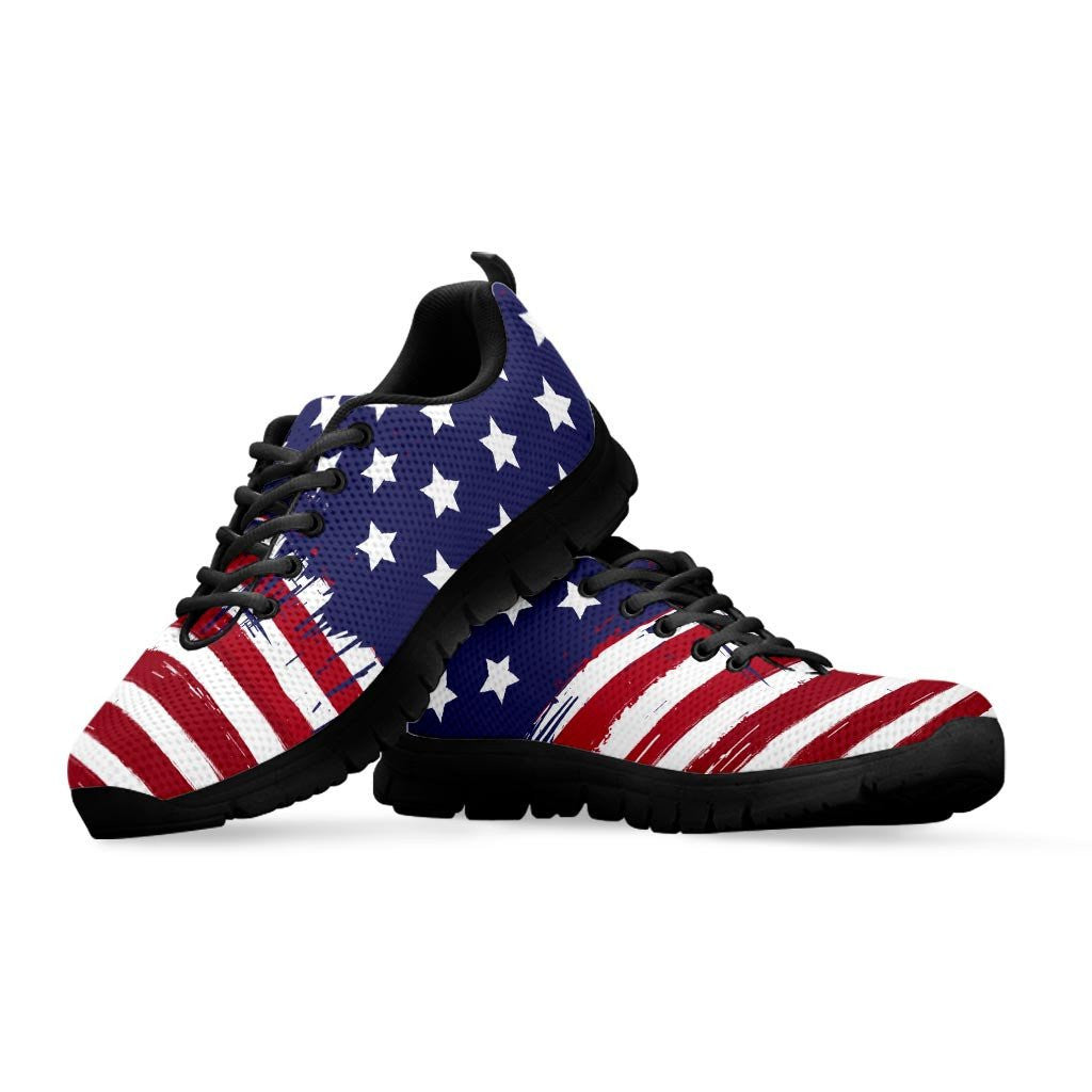 Men's Stars and Stripes Sneakers