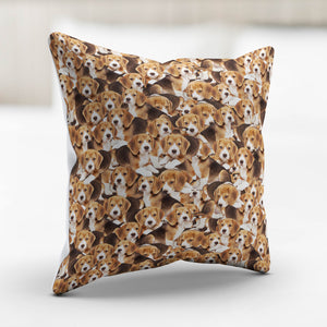 Beagles Pillowcase