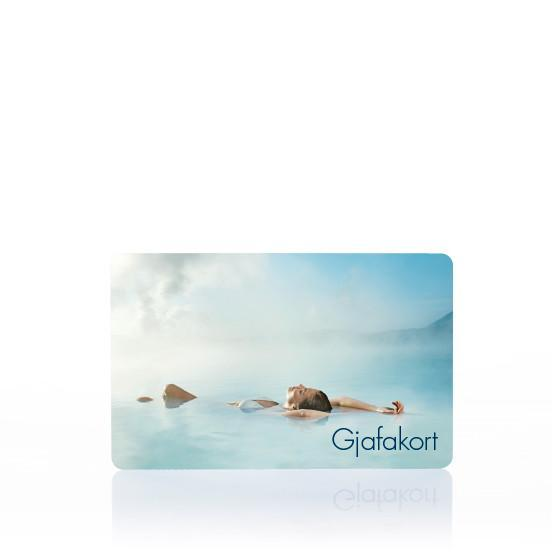 Gift Card to the Blue Lagoon Iceland