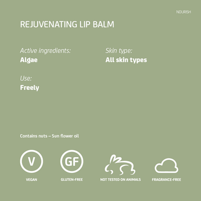 Rejuvenating Lip Balm