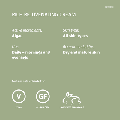 Rich Rejuvenating Cream
