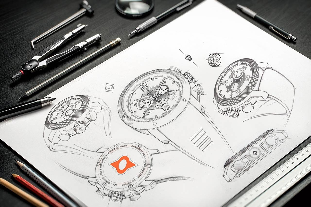 What makes a LIV watch? Part 3: The design process