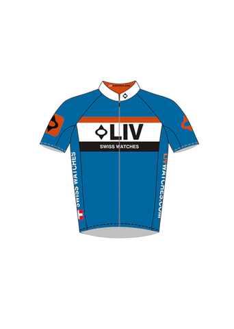 Dare to LIV Cycling Kit - LIV Swiss Watches