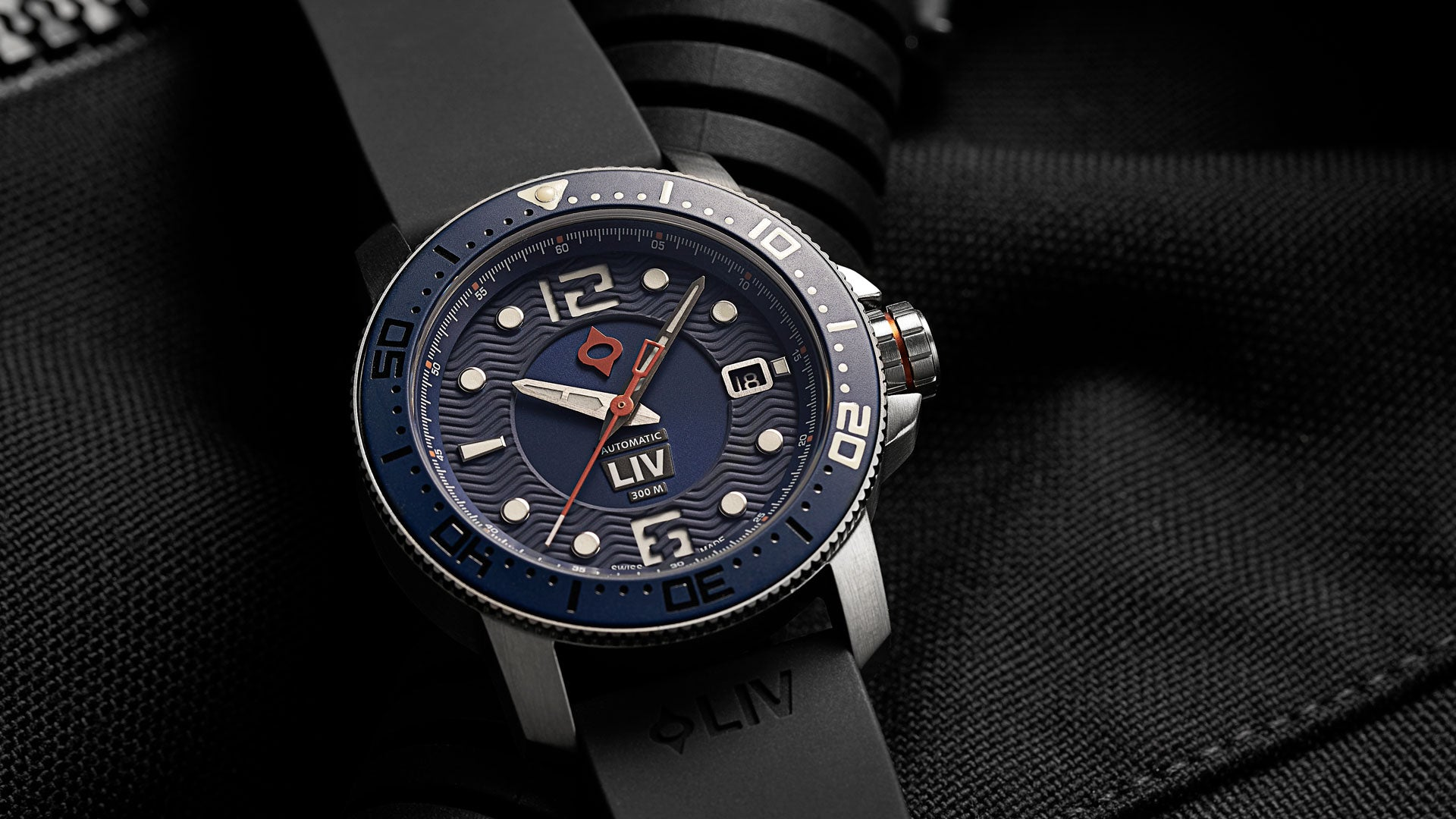 LIV Watches GX Divers 41mm Full Lume