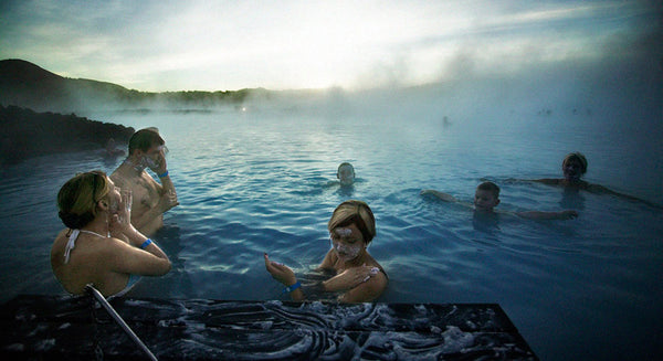 REYKJAVIK GRAPEVINE: the healing effect of the Blue Lagoon